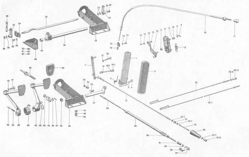 porsche 911 parts diagram