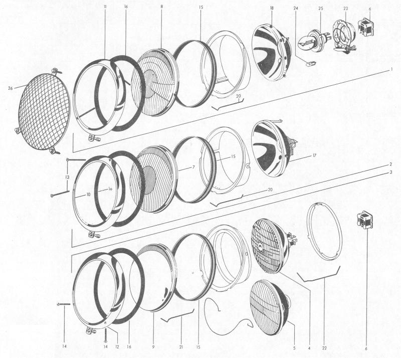 1965 porsche 356 wiring diagram images porsche 911 h4 headlight wiring diagram get image about wiring