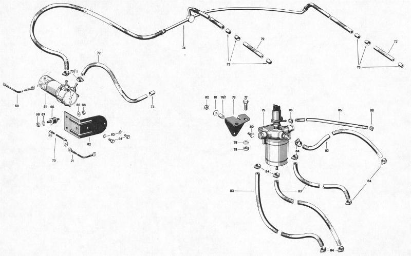 stock fuel pressure regulator  -1969-