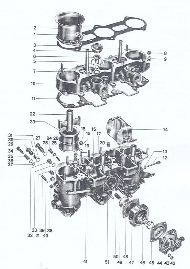 porsche 914 transmission diagram pelican parts: porsche 911 & 914-6 weber carb exploded view 1975 porsche 914 wiring diagram schematic #6