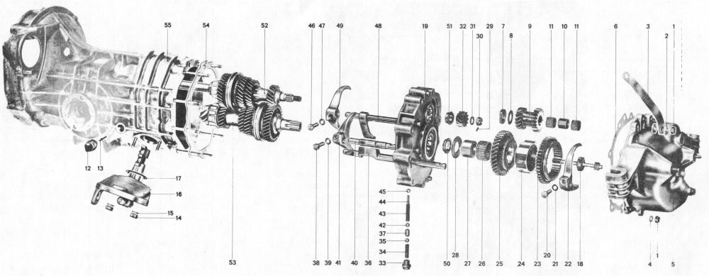 Porsche Vw Transmission Question Grassroots Motorsports Forum