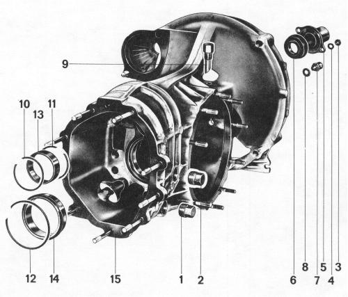 pelican parts: porsche 914 transmission bearings porsche 914 transmission diagram porsche 914 fuse panel replacement