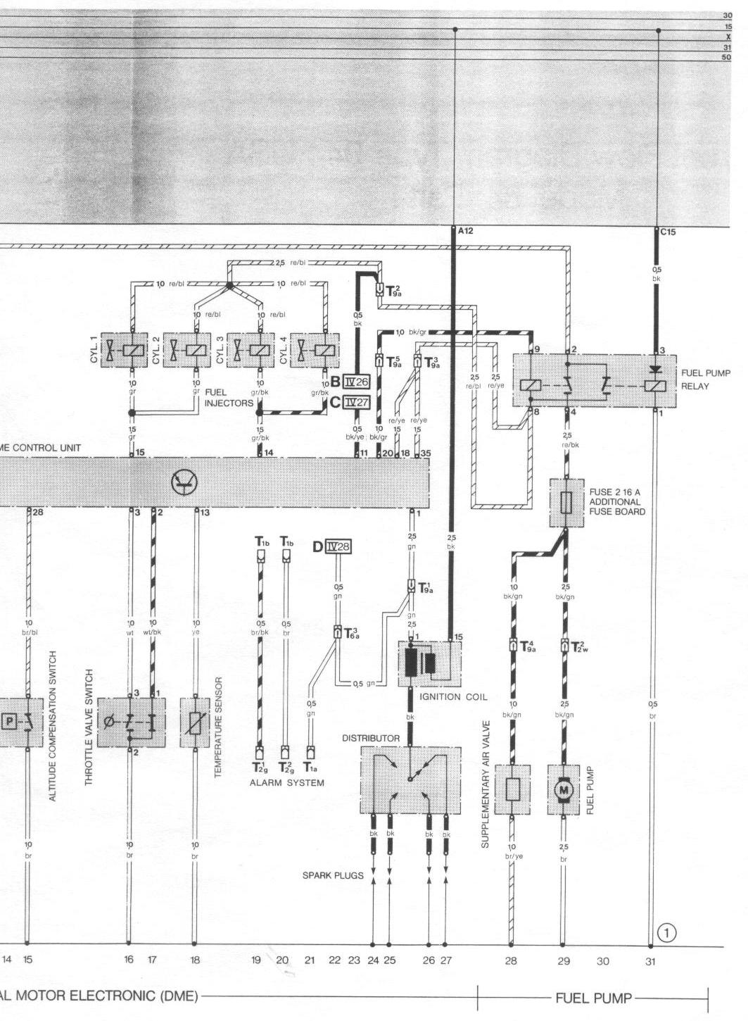 944_84_1_2 pelican parts porsche 924 944 electrical diagrams 1984 porsche 944 wiring diagram at bayanpartner.co