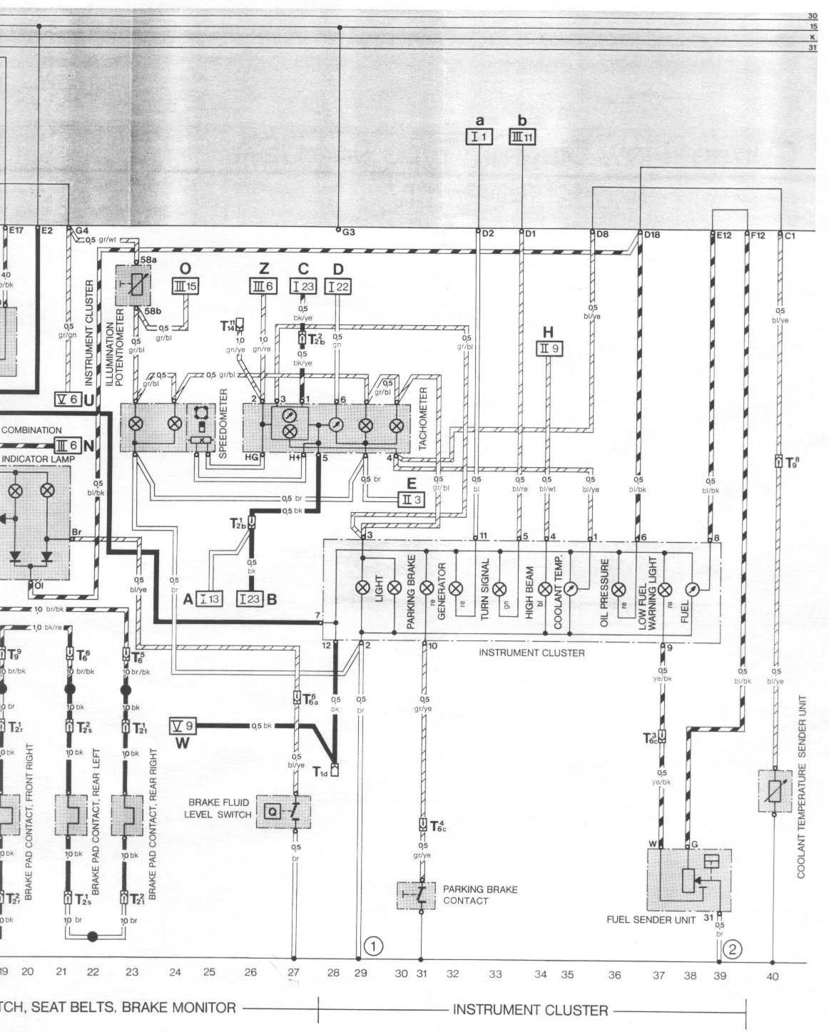 944_84_4_2 pelican parts porsche 924 944 electrical diagrams 1984 porsche 944 wiring diagram at bayanpartner.co