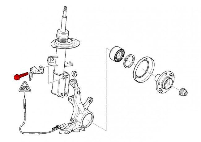 2002 bmw x5 suspension diagrams