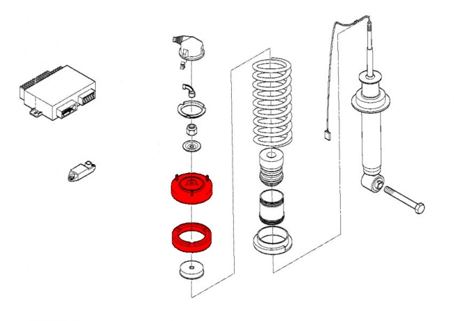 1999 bmw 528i suspension diagrams