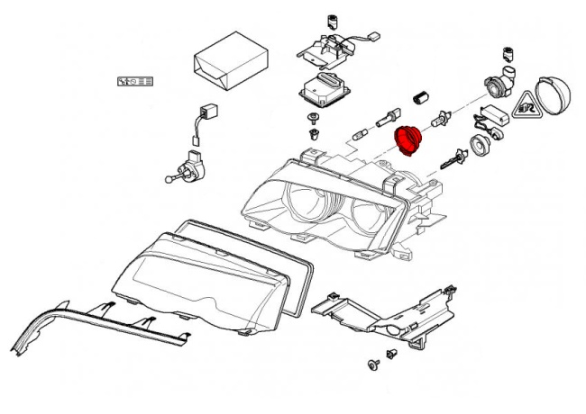 2006 bmw 325i parts catalog