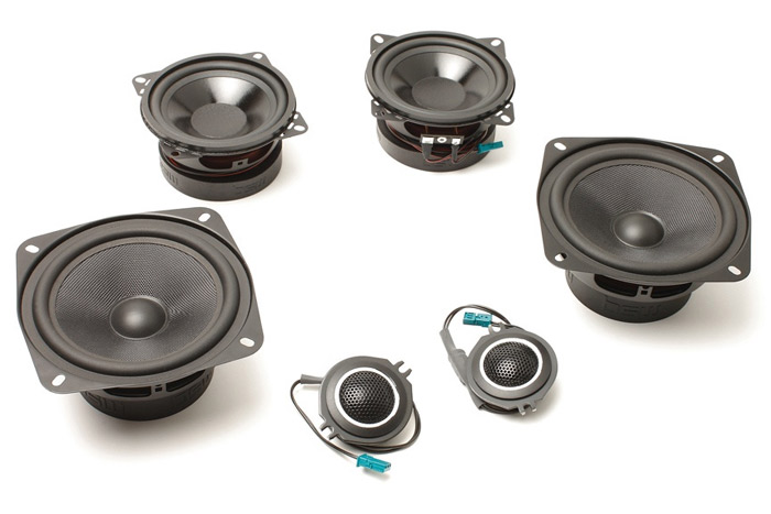 Bavsound Z3 Roadster Stage One Speaker Upgrade Kit