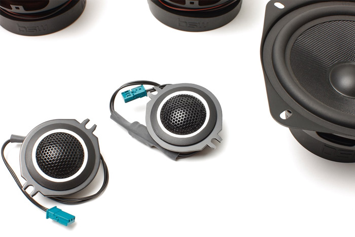 Bavsound Z3 Roadster Stage One Speaker Upgrade Kit