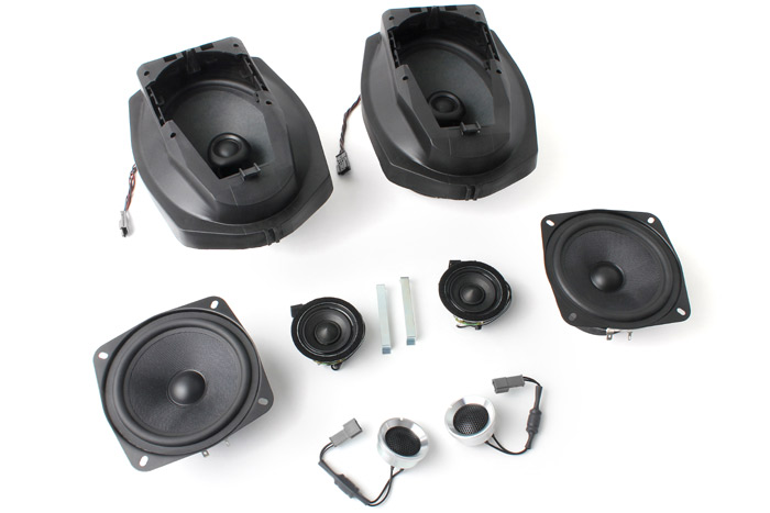 bavsound e36 coupe sedan stage one speaker upgrade kit. Black Bedroom Furniture Sets. Home Design Ideas