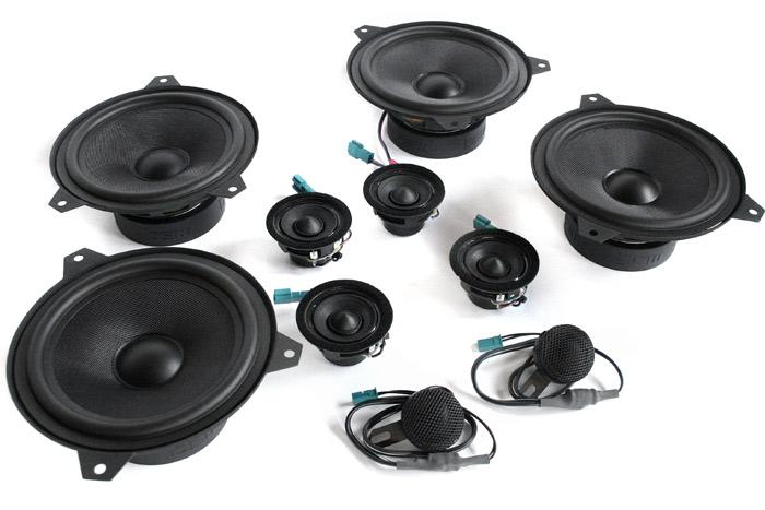 Bavsound E46 Sedan and Wagon Stage One Speaker Upgrade Kit