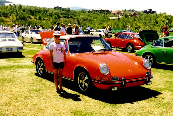 1998 porsche parade for Steamboat motors used cars