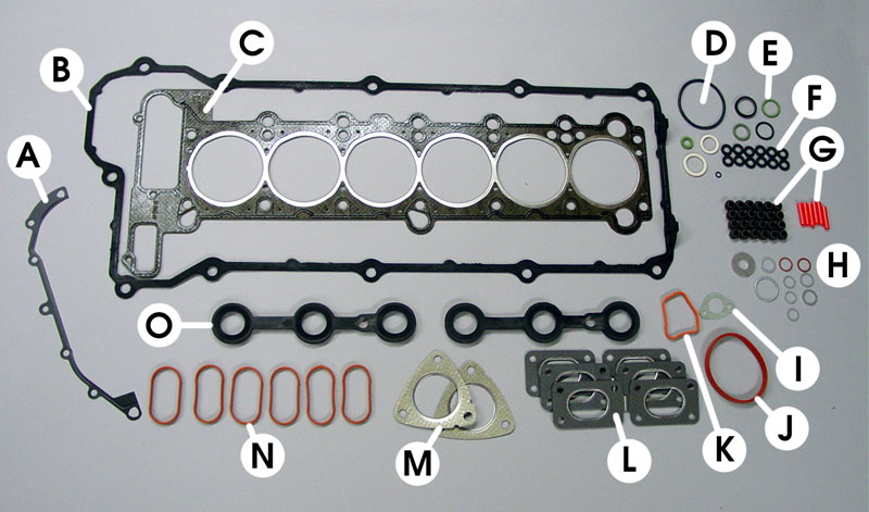 Identifying whats in a head gasket set solutioingenieria Gallery
