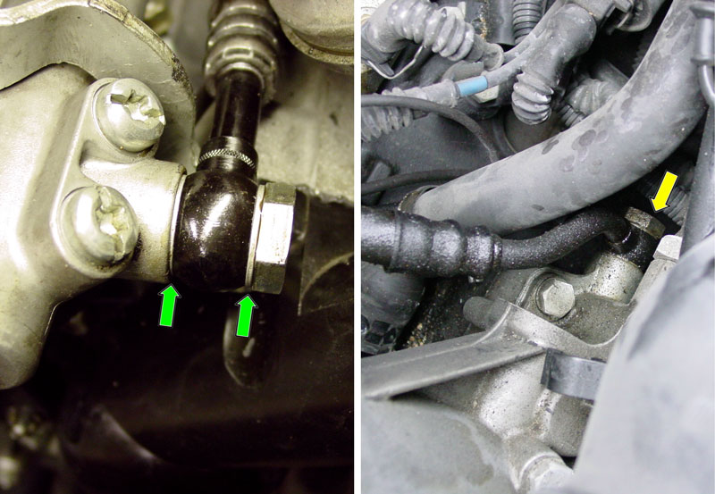 Pelican Technical Article Bmw Vanos Oil Line And Solenoid