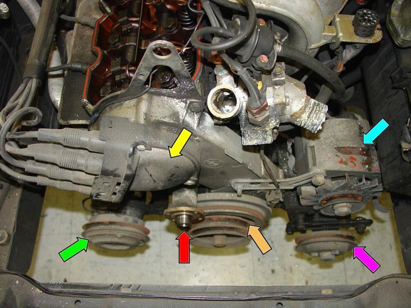 1983 Chevy I Need A Belt Routing Diagramtonvanalternater