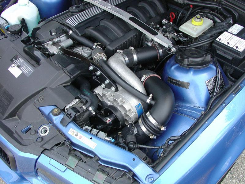 Bmw E36 318i Supercharger