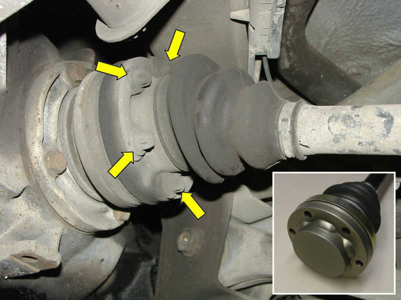 BMW E30/E36 CV Joint, Boot and Axle Replacement | 3-Series (1983