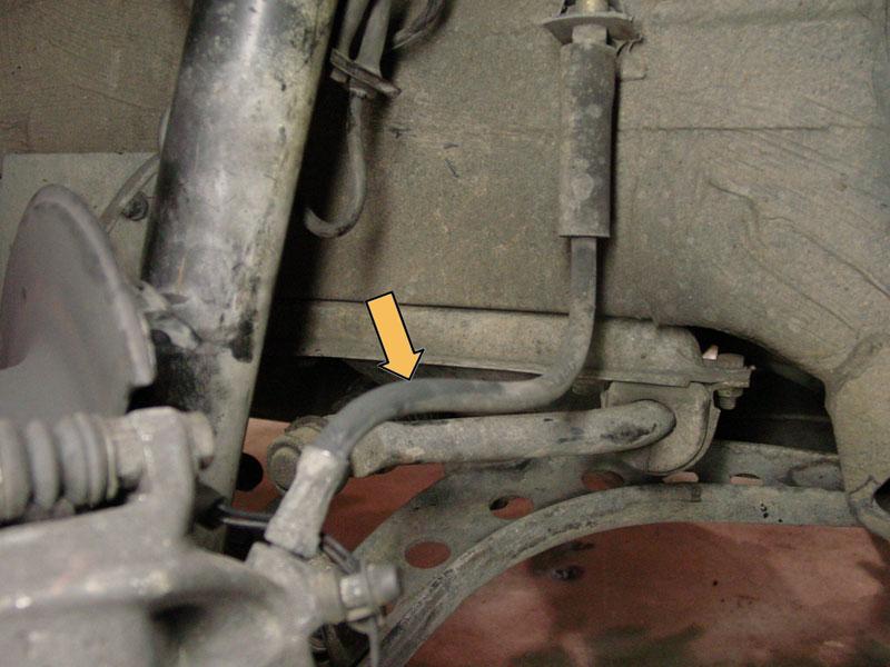 When To Change Brake Lining : Bmw e brake line replacement series