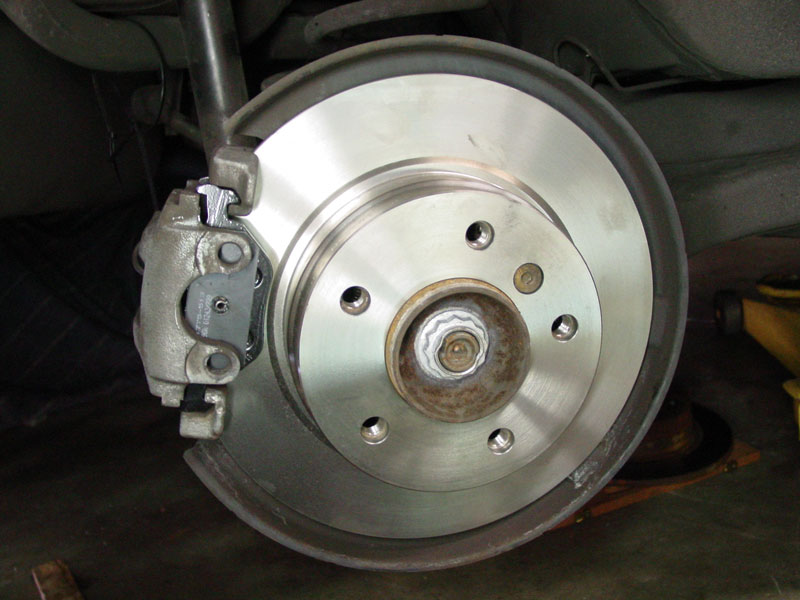 Pelican Technical Article Replacing Brake Discs On Your Bmw