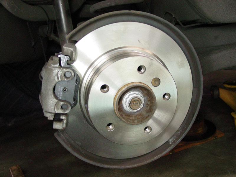 Bmw E30 E36 Brake Disc Replacement 3 Series 1983 1999