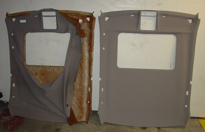 Bmw E36 3 Series Headliner Replacement 1992 1999