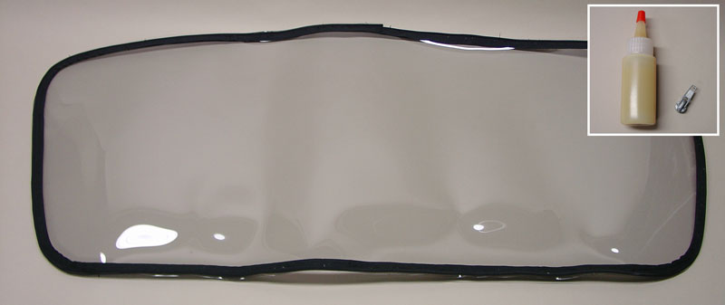 bmw e30/e36 convertible rear window replacement | 3-series (1983