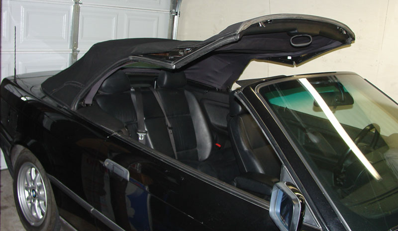 Bmw E30 E36 Convertible Rear Window Replacement 3 Series