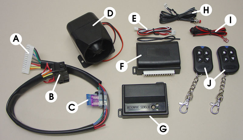 Pic1 01 bmw e36 3 series alarm installation (1992 1999) pelican parts repeller car alarm wiring diagram at alyssarenee.co