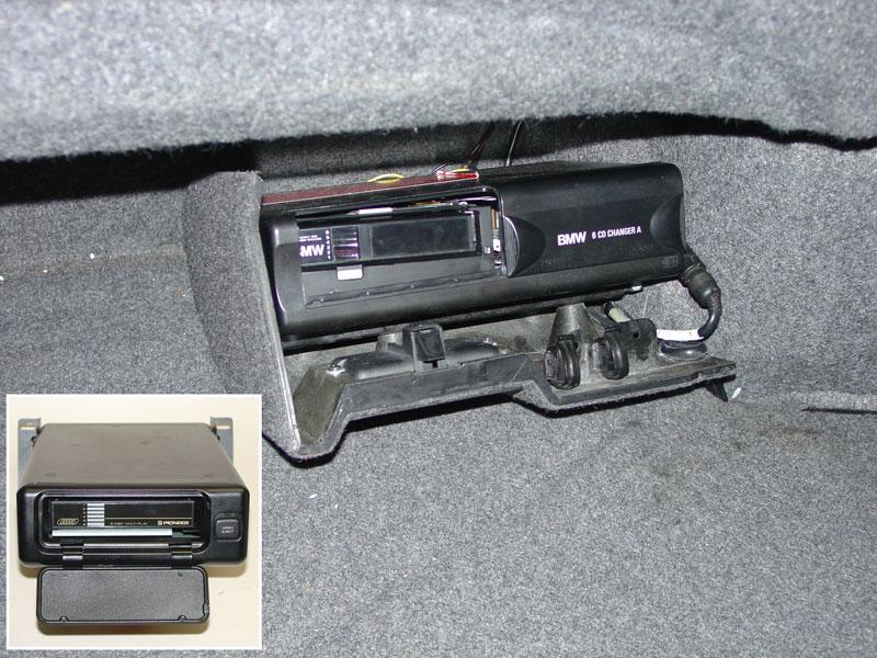 Bmw E30 E36 Cd Changer Installation 3 Series 1983 1999