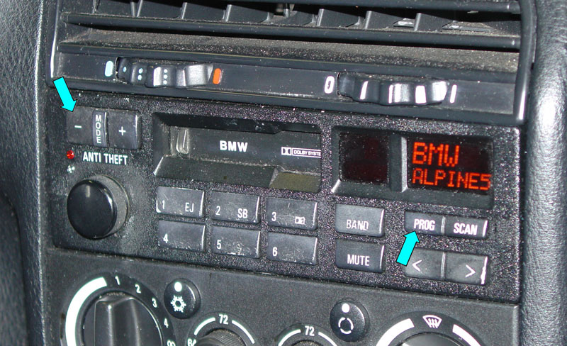 Pic3 01 bmw e30 e36 cd changer installation 3 series (1983 1999 BMW Factory Wiring Diagrams at gsmx.co