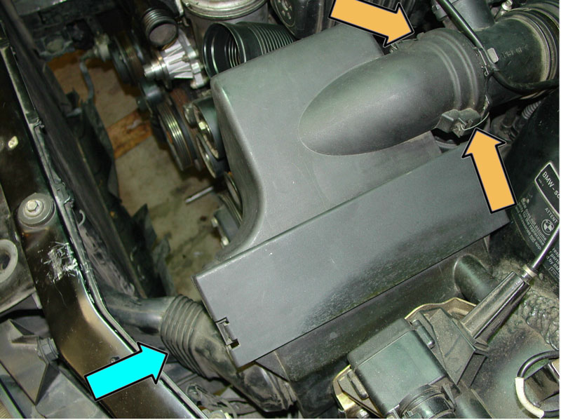 Pelican Technical Article Bmw Intake Manifold Removal