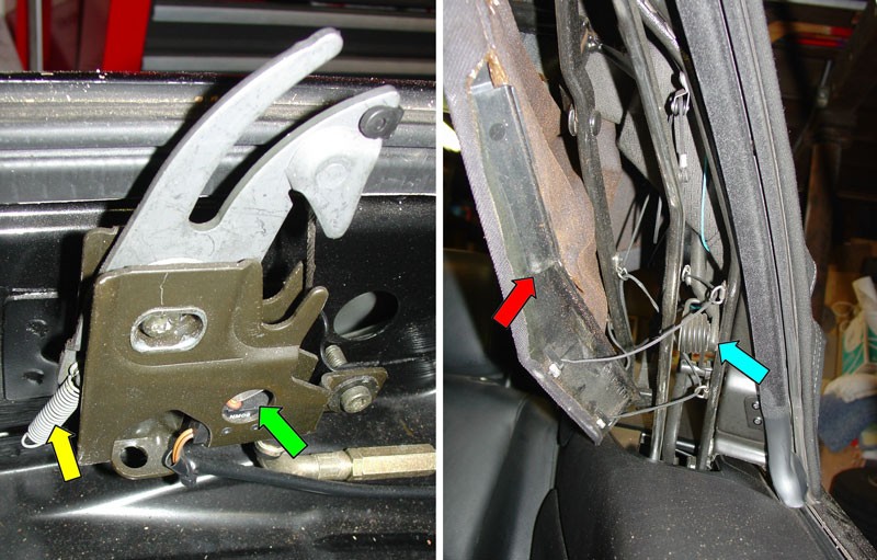 Pelican Technical Article Bmw Convertible Top Adjustment