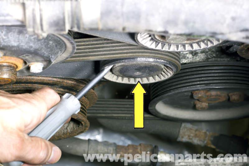 Pic on 06 Bmw 325xi Radiator