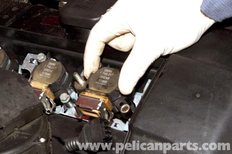 Bmw e46 spark plug and coil replacement bmw 325i 2001 2005 bmw 325xi 2001 2005 bmw 325ci