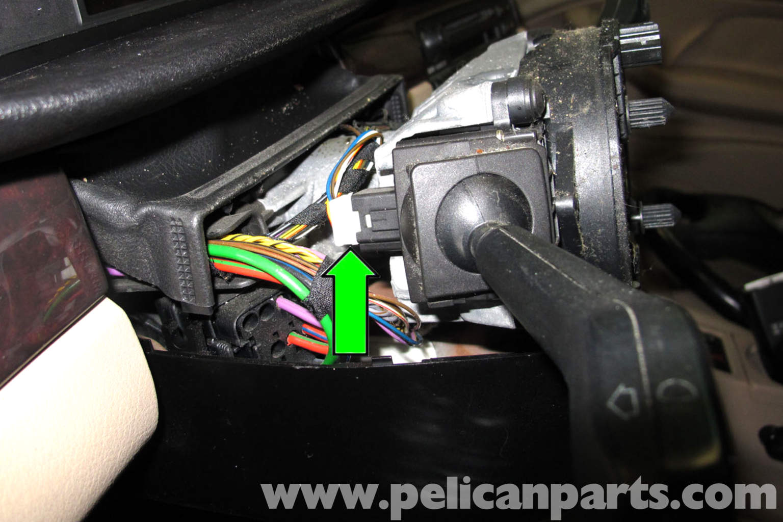 Bmw E46 Steering Column Switch Replacement Bmw 325i