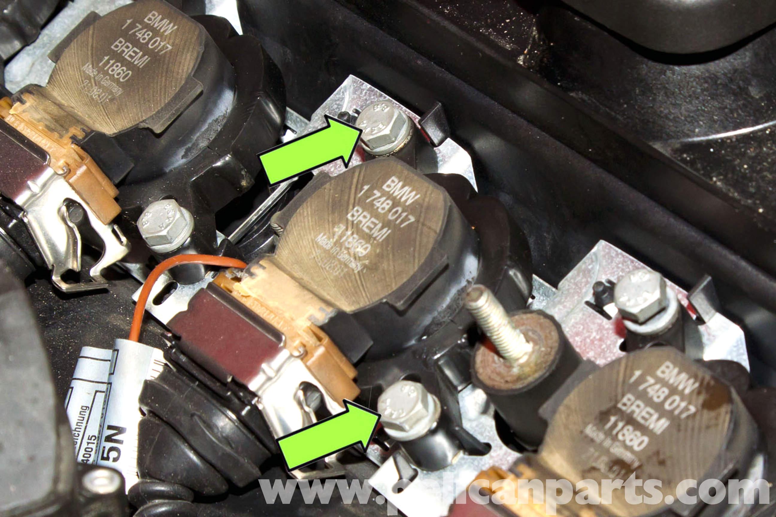 bmw e46 cylinder head bolt testing