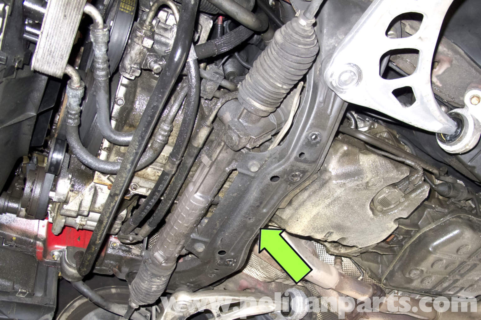 Service Manual Diy Oil Pan Replacement On A 2001 Bmw Z3