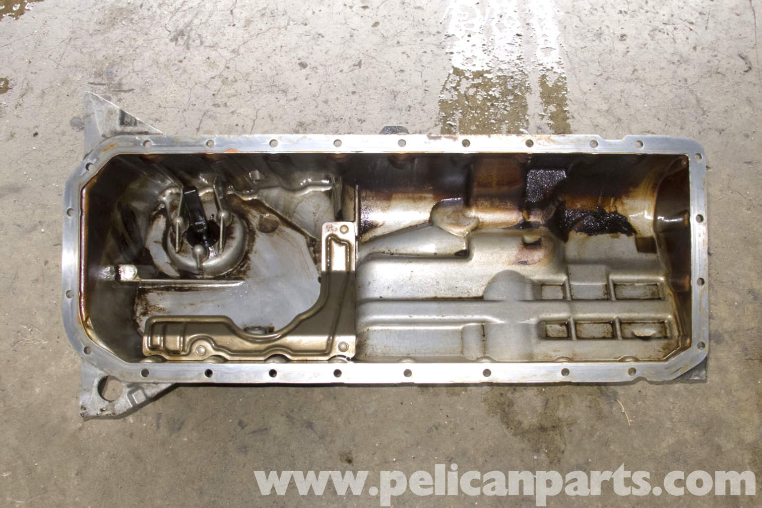 Diy Oil Pan Replacement On A 1996 Cadillac Deville Diy