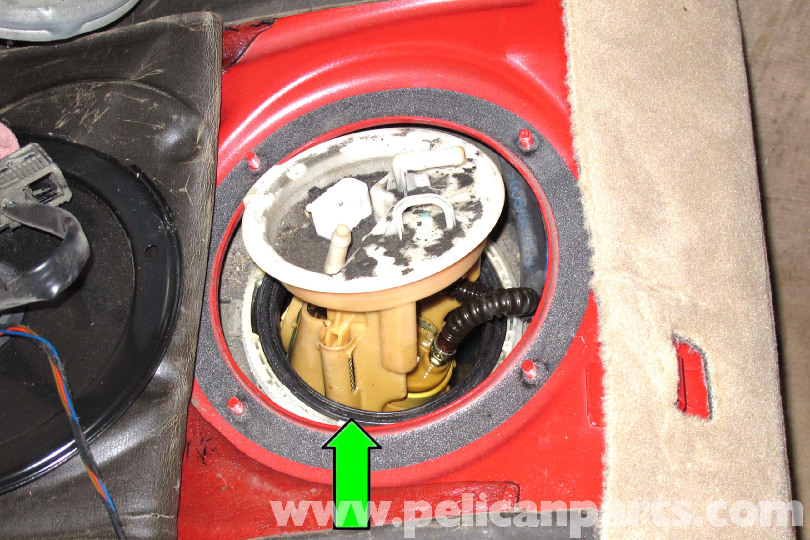 Bmw E46 Fuel Pump Replacement