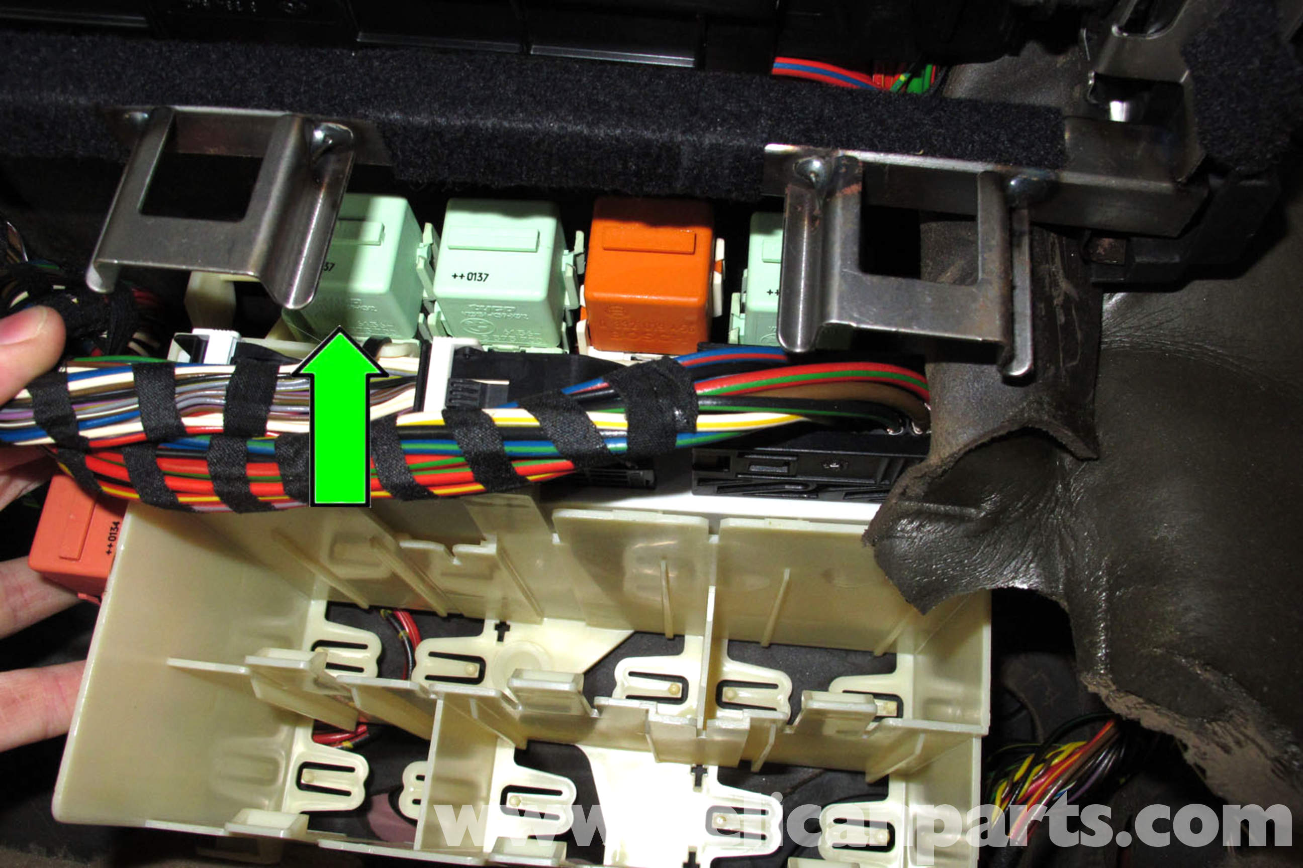 Bmw E46 Fuel Pump Testing 325i 2001 2005 325xi Wiring Harness Large Image Extra