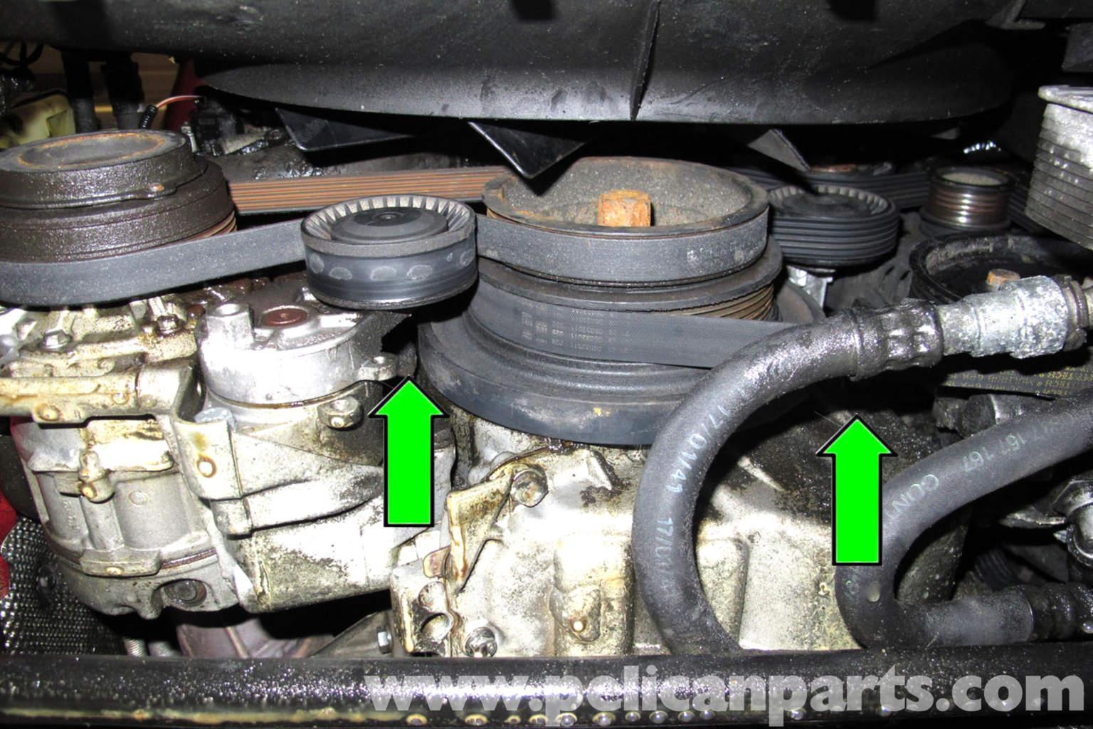 Bmw E46 Cooling System Leak Test Bmw 325i 2001 2005