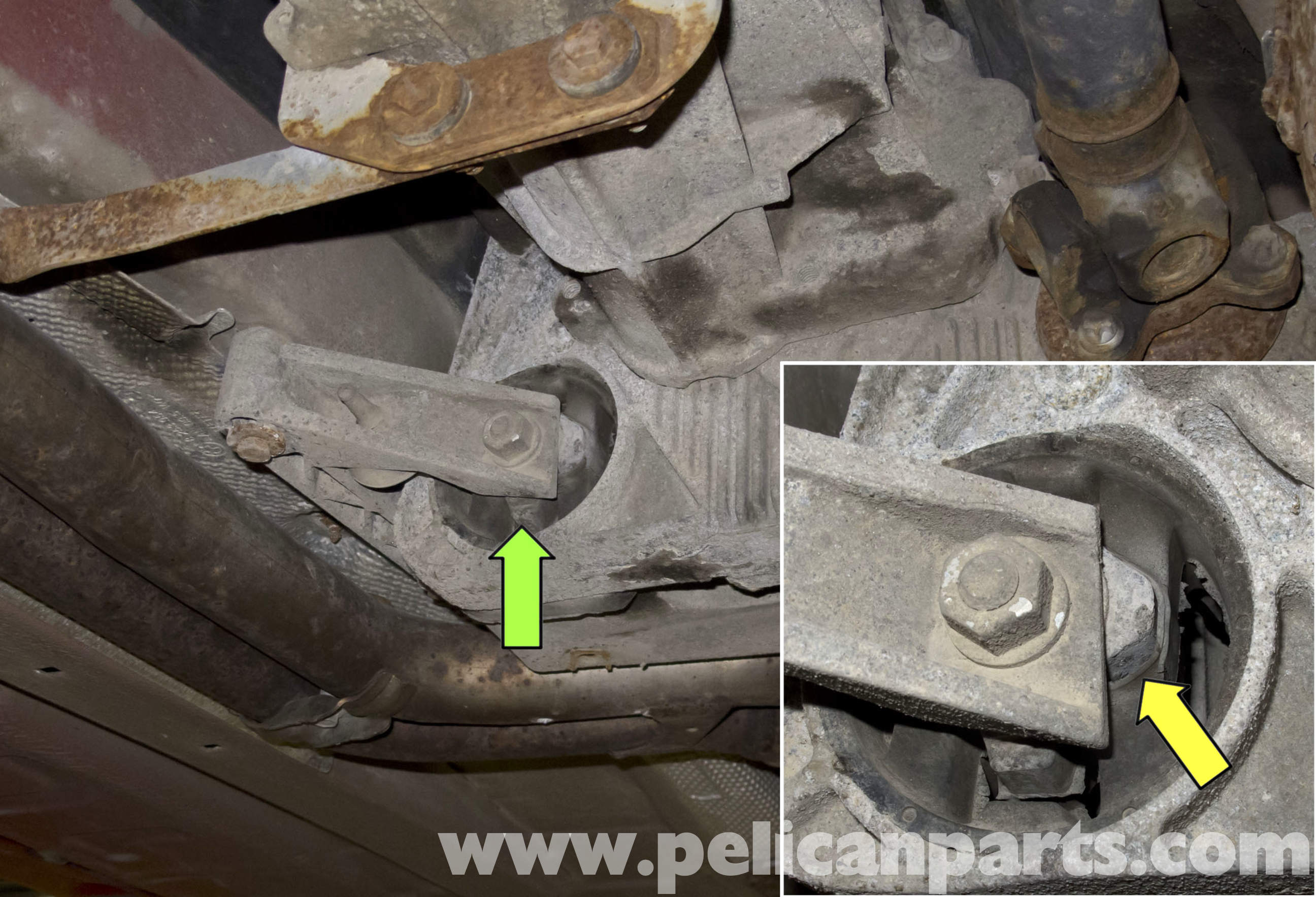Bmw e46 awd transfer case mount replacement bmw 325i 2001 2005 large image extra large image publicscrutiny Gallery