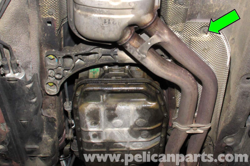 Bmw E46 Starter Replacement