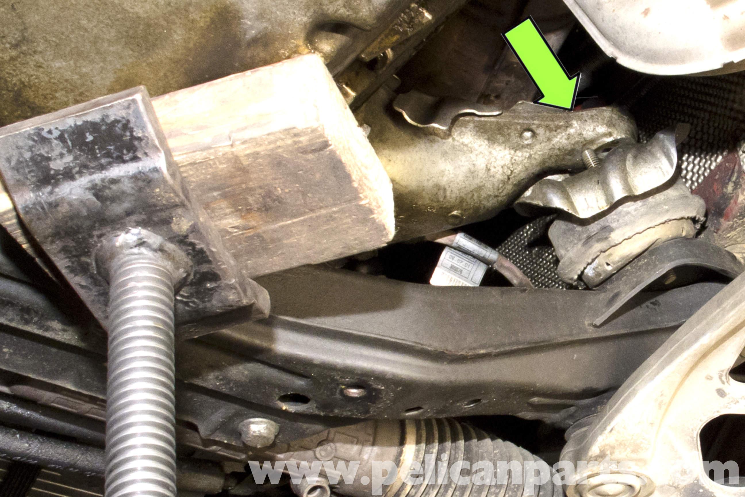 BMW E46 Engine Mount Replacement | BMW 325i (2001-2005), BMW