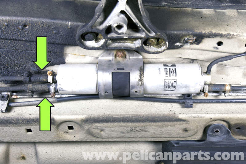 Bmw E46 Fuel Filter Replacement 325i 20012005 325xi Rhpelicanparts: 2001 Bmw 325xi Fuel Filter At Gmaili.net