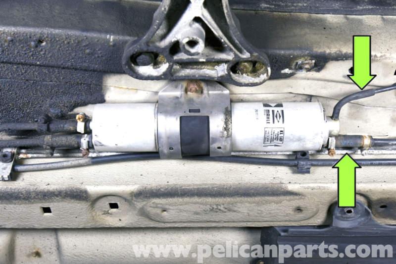 Bmw E46 Fuel Filter Replacement 325i 20012005 325xi Rhpelicanparts: 2001 Bmw 325xi Fuel Filter At Gmaili.net