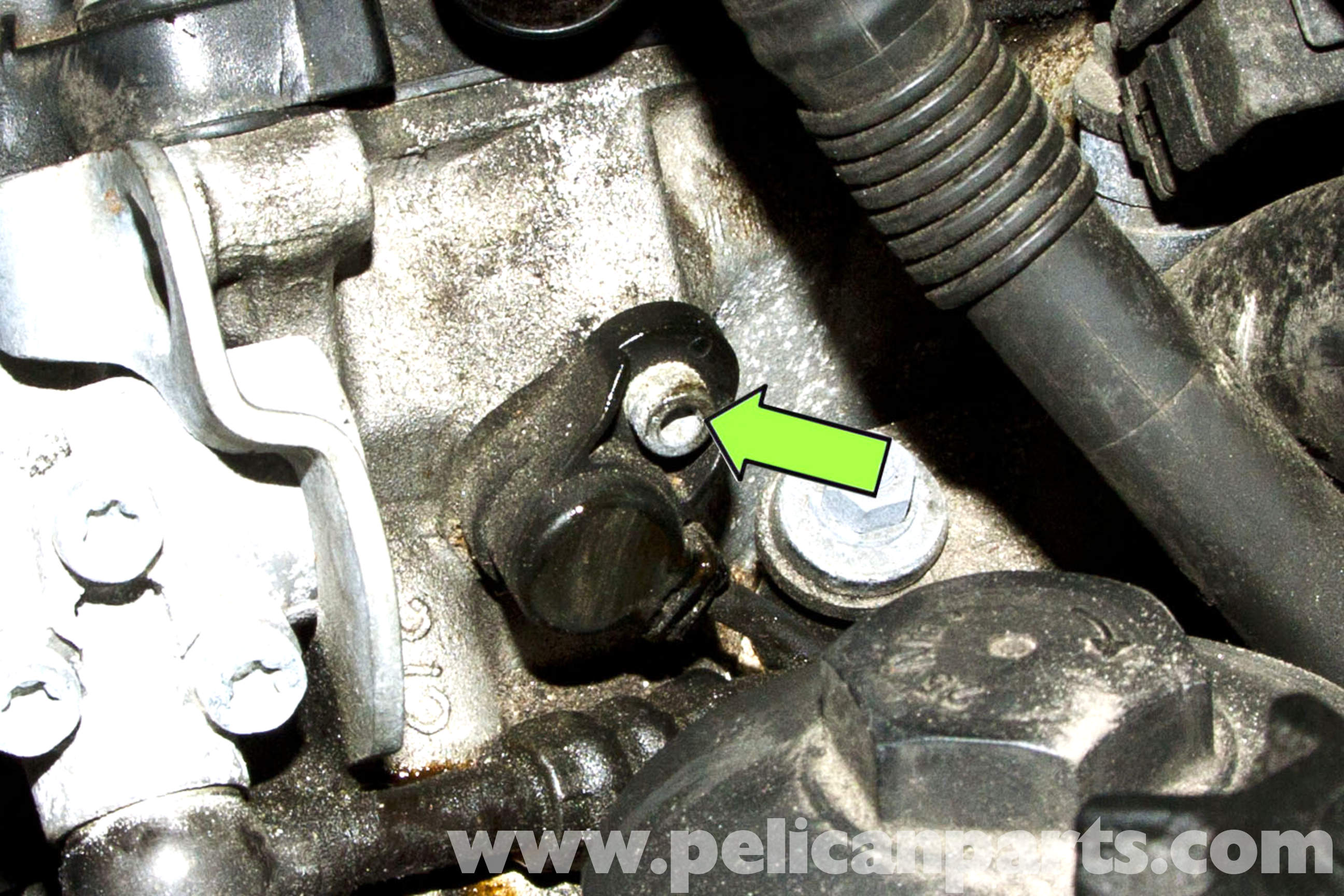 BMW E46 Camshaft Sensor Replacement | BMW 325i (2001-2005