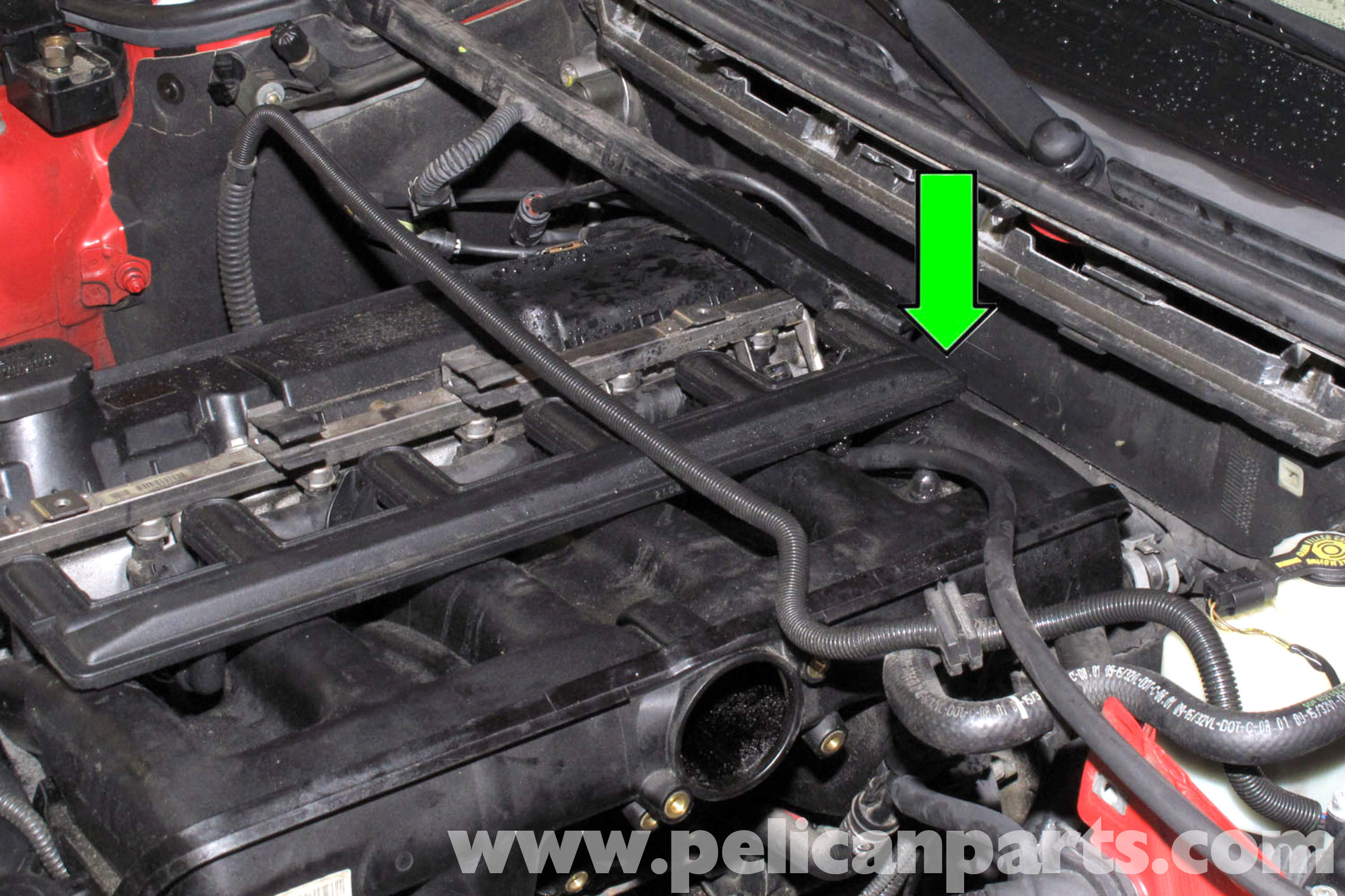 bmw e46 fuel injector replacement bmw 325i 2001 2005. Black Bedroom Furniture Sets. Home Design Ideas