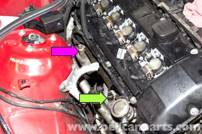 Bmw E46 Oxygen Sensor Replacement Bmw 325i 2001 2005