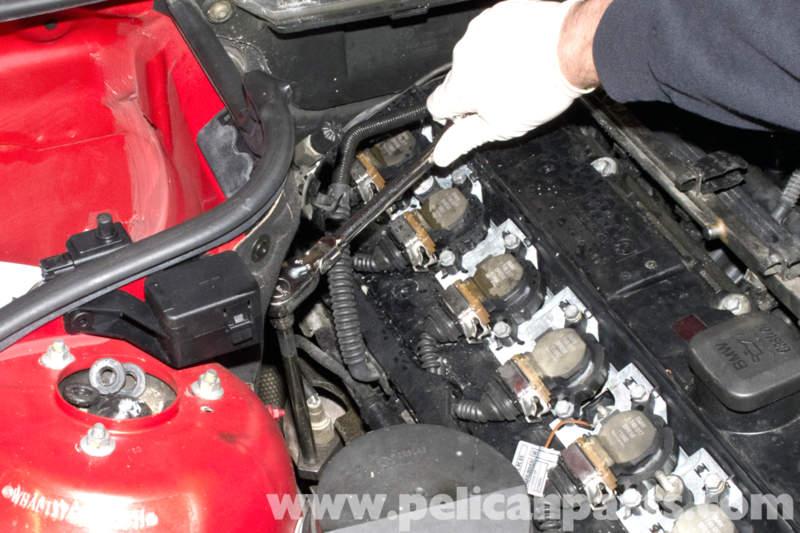 Bmw E46 Oxygen Sensor Replacement Bmw 325i 2001 2005 Bmw 325xi